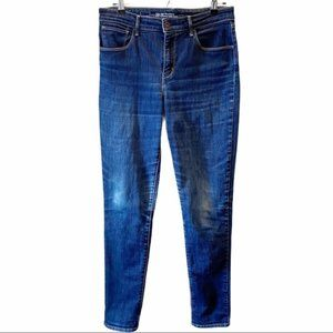 Levi's Red Tab High Rise Skinny Jeans Blue Size 30